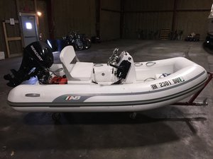 Used Ab 10 VSX Inflatable Boat For Sale