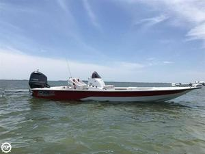 Used Majek Xtreme 25 Flats Fishing Boat For Sale