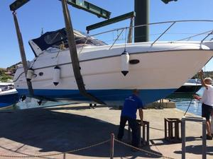 Used Sessa Oyster 30 Cruiser Boat For Sale