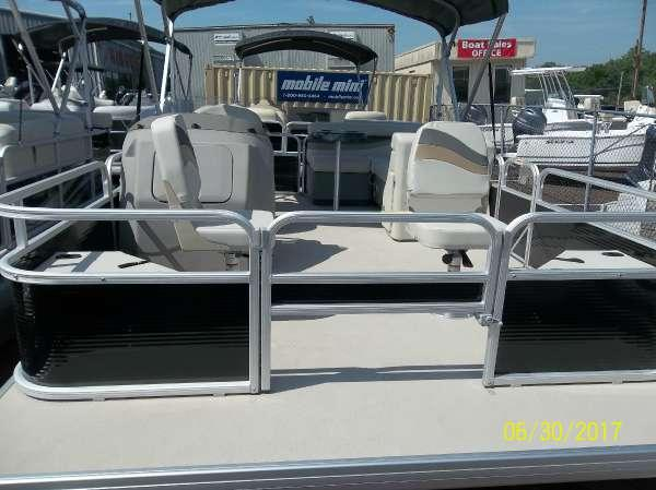 New Sweetwater Sunrise SW 186 F Pontoon Boat For Sale