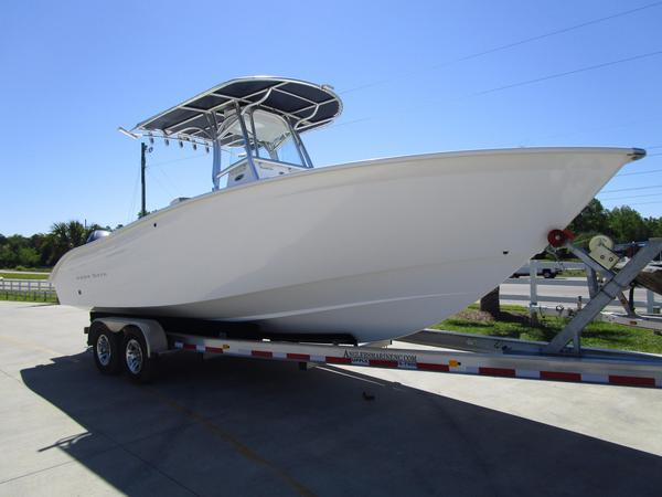 New Cape Horn 27 OS Center Console Fishing Boat For Sale