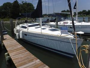Used Hunter Motorsailer Sailboat For Sale