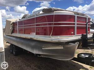 Used Sylvan 8522 LZPB Pontoon Boat For Sale
