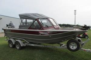 Used Thunder Jet Luxor RB Aluminum Fishing Boat For Sale