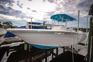 Used Sea Fox 256 Commander Saltwater Fishing Boat For Sale