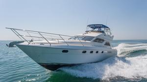 Used Viking Sport Cruisers 50 Flybridge Sport Cruiser Motor Yacht For Sale