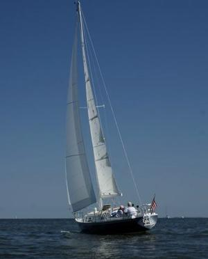 Used Sabre 34 Cruiser Sailboat For Sale
