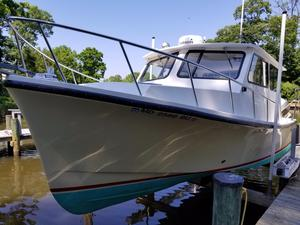 Used Judge 28 Pilothouse Boat For Sale