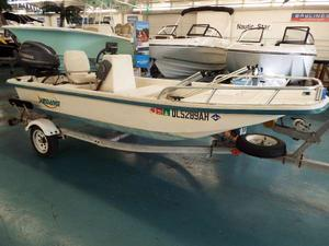 Used Sundance 14' Skiff center console Skiff Boat For Sale