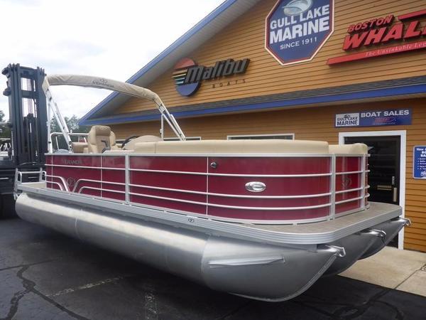 New Veranda V2275 Tritoon Pontoon Boat For Sale