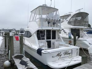 Used Riviera 33 Flybridge Boat For Sale