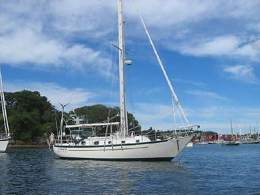 Used Pacific Seacraft Crealock Cutter Other Sailboat For Sale