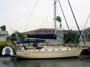 Used Island Packet 37 Sloop Sailboat For Sale