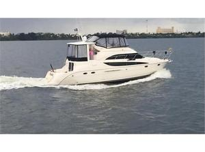 Used Meridian 459 CPMY Cruiser Boat For Sale