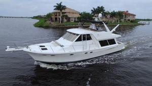 Used Meridian 490 Pilothouse Motor Yacht For Sale