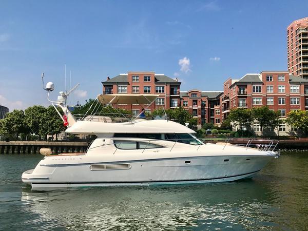 Used Jeanneau Prestige 460 Flybridge Boat For Sale