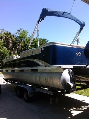 Used Avalon 2280 CR Pontoon Boat For Sale