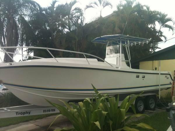 Used Sea Vee Cuddy Cabin Boat For Sale