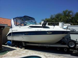 Used Bayliner 275 SUNBRIDGE Cruiser Boat For Sale
