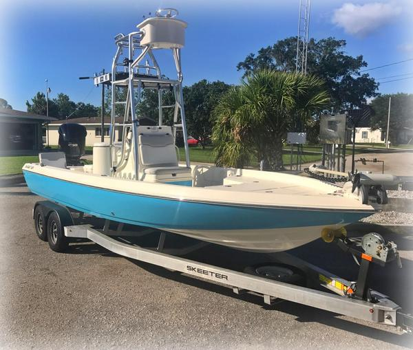 Used Skeeter SX230 Bay Boat For Sale