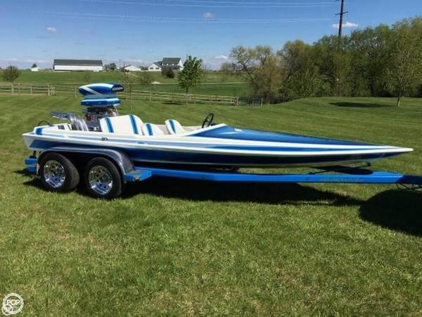 Used Eliminator Sprint 19 High Performance Boat For Sale