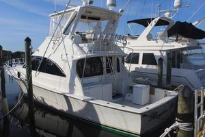 Used Ocean 45 Convertible Fishing Boat For Sale