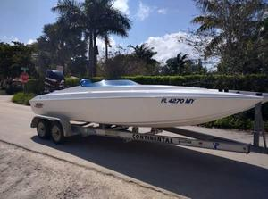 Used Xtreme Racing Catamaran High Performance Boat For Sale