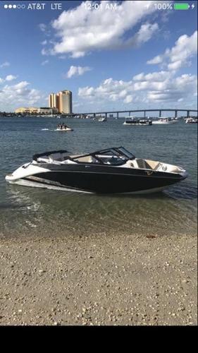 Used Scarab Platinum 195 Jet Boat For Sale