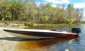 Used Tuff 28 High Performance Boat For Sale