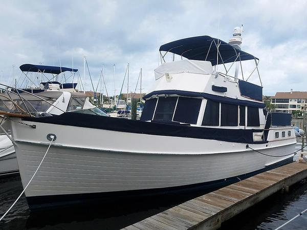 Used Grand Banks MY Trawler Boat For Sale
