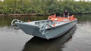 Used Kettenburg Utility Boat For Sale