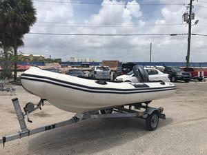 Used Zodiac Elite Pro 420 Tender Boat For Sale