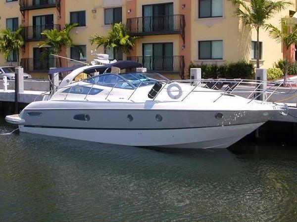 Used Cranchi Mediterranee 43 Cruiser Boat For Sale
