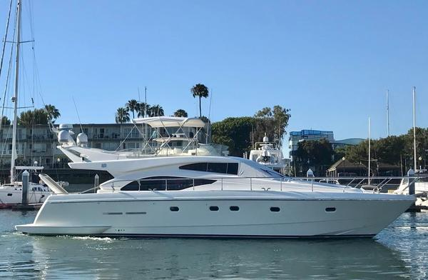 Used Ferretti Yachts 530 Motor Yacht For Sale