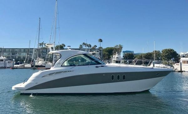 Used Cruisers Yachts 390 Express Sport Coupe Motor Yacht For Sale