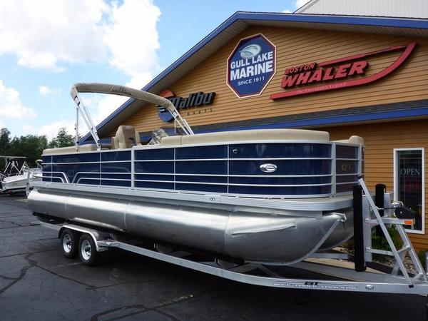 New Veranda V2575RC Tritoon Pontoon Boat For Sale