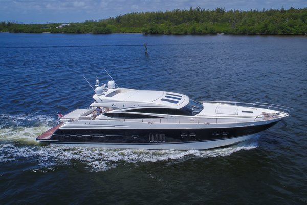 Used Princess Yachts V78 Sport Cruiser Motor Yacht For Sale