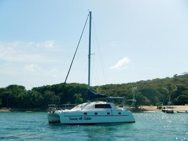 Used Endeavour Victory 35 Catamaran Sailboat For Sale