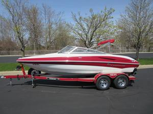 Used Crownline 195 SS Bowrider Boat For Sale