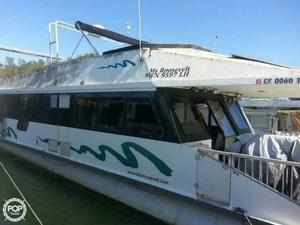 Used Waterway 54x14 Voyager House Boat For Sale