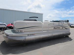 Used Hewescraft Pontoon Boat For Sale