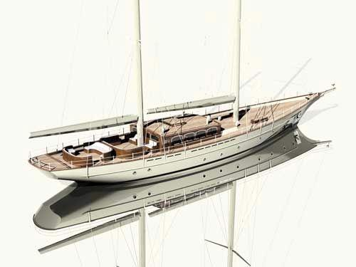 Used Next Schooner Sailboat For Sale