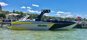 New Malibu 25 LSV Wakesetter Ski and Wakeboard Boat For Sale