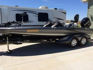Used Triton 21 X2 Bass Boat For Sale