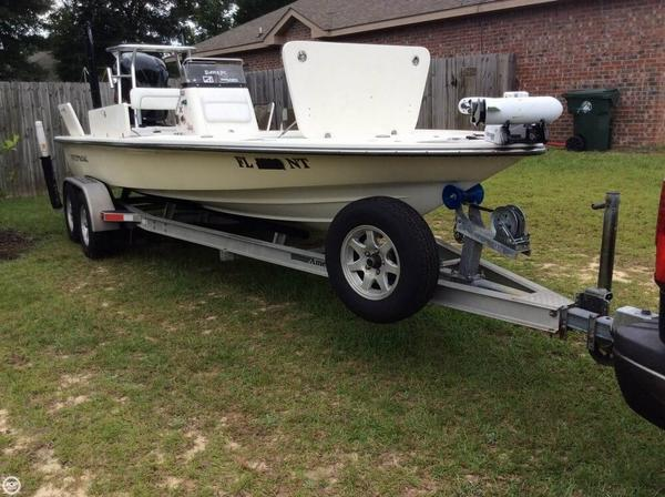 Used Sterling Powerboats 200XS Flats Fishing Boat For Sale