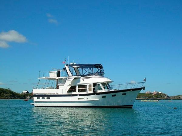 Used Defever Offshore Cruiser Aft Cabin Boat For Sale