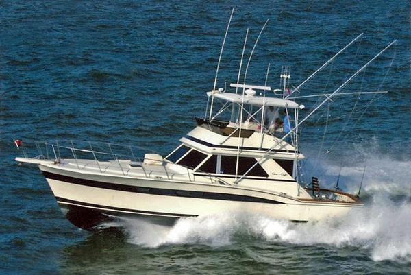 Used Chris-Craft 45 Sportfish Convertible Sports Fishing Boat For Sale