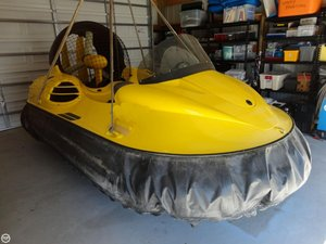 Used Pacific Hovercraft Slider Cruiser Boat For Sale