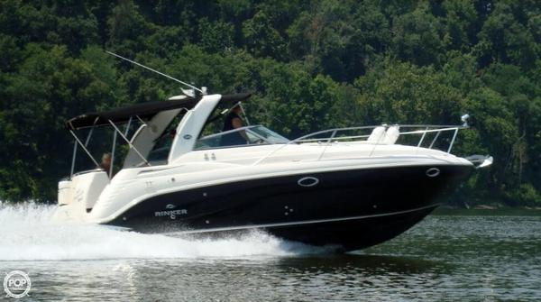 Used Rinker 312 Fiesta Vee Express Cruiser Boat For Sale