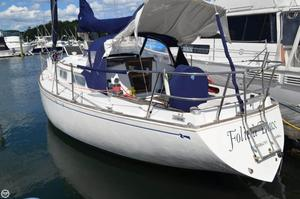 Used Sabre 34 Mark I Racer and Cruiser Sailboat For Sale